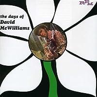 Days of David Mcwilliams by DAVID MCWILLIAMS (2001-07-03)