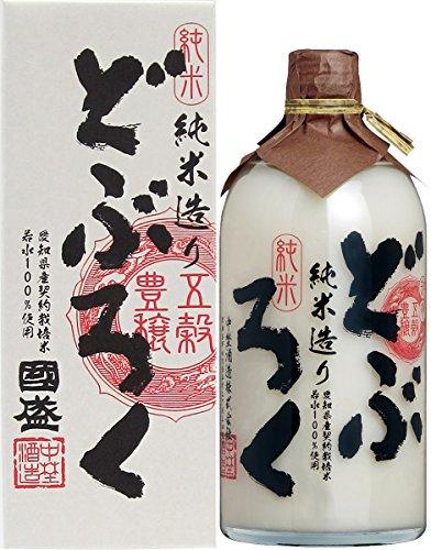 國盛 純米どぶろく 箱入 720ml