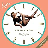 KYLIE MINOGUE<br />STEP BACK IN TIME: THE DEFINITIVE COLLECTION(Japan version)