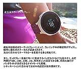 GARMIN(ガーミン) ランニングウォッチ 時計 GPS ForeAthlete 220J ブラック/レッド Bluetooth対応 【日本正規品】 114764 画像