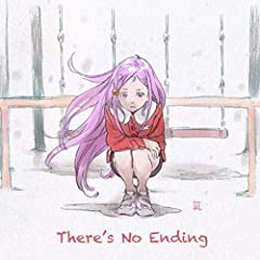 There's No Ending♪RUANNのCDジャケット