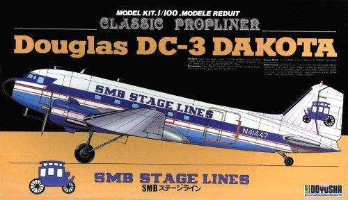 1/100 DC-3 SMB