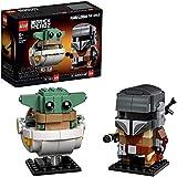 LEGO® BrickHeadz™ The Mandalorian and The Child 75317 Building Kit