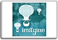 Imagine - Motivational Quotes Fridge Magnet - ?????????