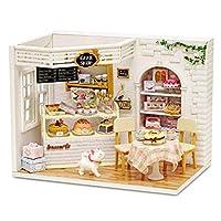 オルゴールオルゴール木製diyクリエイティブ誕生日プレゼントバレンタインデー手作り子供たちに送る女の子スカイシティケーキ日記オルゴール装飾 現代の装飾品