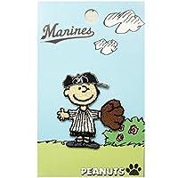 ミノダ スヌーピーデコシール SNOOPY Marines Charlie Brown S02R8686