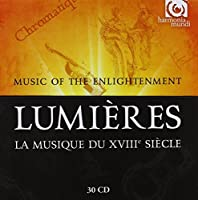 啓蒙主義の時代 - 18世紀の音楽 (LUMIERES - Music of the ENLIGHTENMENT / The Music of 18th century) [29CD+1CD-ROM]
