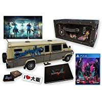 Devil May Cry 5 Collector's Edition - PlayStation 4 Collector's Edition