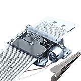 30ノート DIY 電動 音楽ムーブメント 電気制御 創作オルゴール機械 1個 + 作曲用楽譜カード 5枚 + アダプタ
