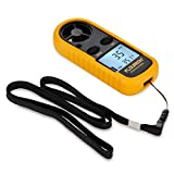 デジタル 風速計 温度計搭載モデル 簡単・手軽 風速計測 HQ816