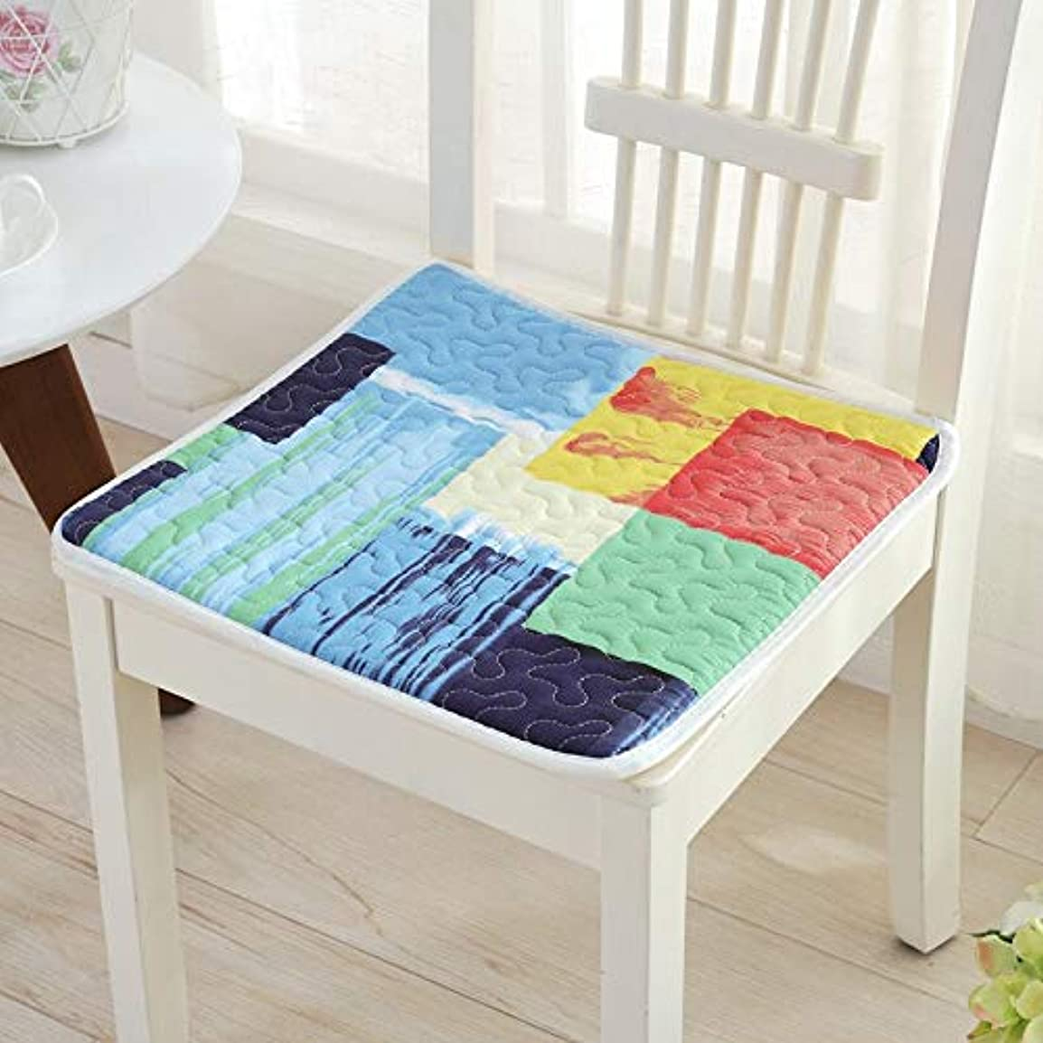 伝染性の遠足移植LIFE 現代スーパーソフト椅子クッション非スリップシートクッションマットソファホームデコレーションバッククッションチェアパッド 40*40/45*45/50*50 センチメートル クッション 椅子