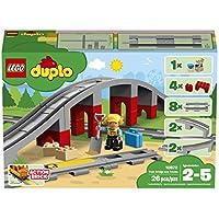 レゴ(LEGO)デュプロ あそびが広がる! 鉄道橋とレールセット 10872