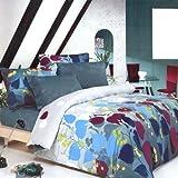 ブランコ寝具 - [プドウ]豪華  MEGA バッグ入り寝具組合わせ 10点セット 300GSM (ダブルサイズ)