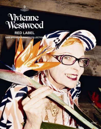 Vivienne Westwood RED LABEL 2009 SPRING&SUMMER COLLECTION (e-MOOK)の詳細を見る