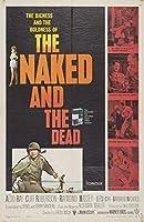 キャンバスに映画ポスタージクレープリント - 映画ポスター複製壁の装飾(裸と死者2) #XFB