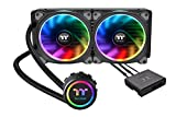 Thermaltake Floe Riing RGB 280 TT Premium Edition 一体型水冷CPUクーラー [RGB LED 搭載] FN1115 CL-W167-PL14SW-A