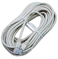 LANケーブル cat5e 10m 白 簡易包装品
