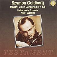 Violin Concertos Nos.3 4 & 5