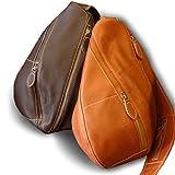 ボディバッグ ショルダーバッグ 本革 レザー ボディーバッグ ワンショルダー メンズ オイルレザー bag-body011