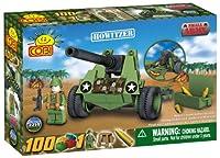 [コビー]COBI Small Army Howitzer Tank, 100 Piece Set COB2214 [並行輸入品]