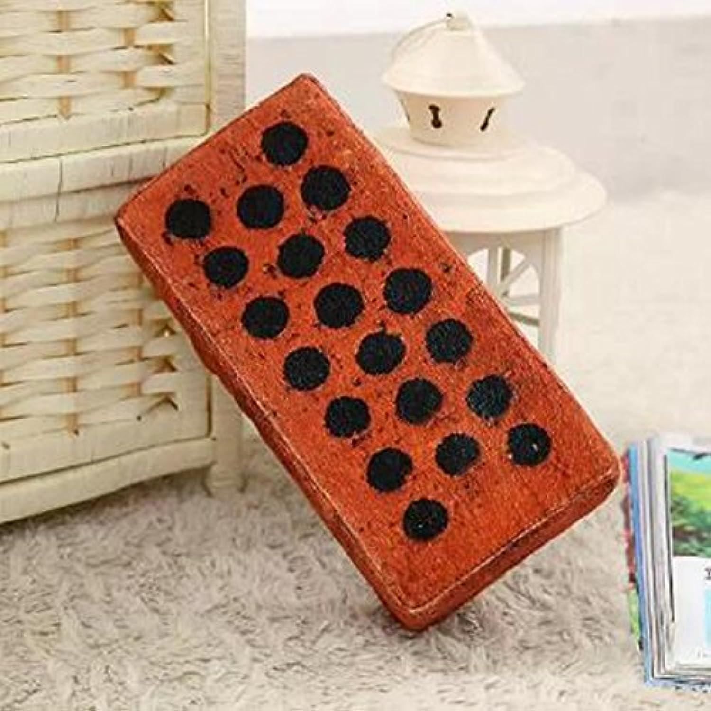 Wunes(TM)?クリエイティブなデザインレンガの木の形状のデザインぬいぐるみの玩具子供のための新年の贈り物
