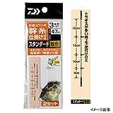 ダイワ  快適カワハギ 幹糸仕掛2 敏感 3本針 4号