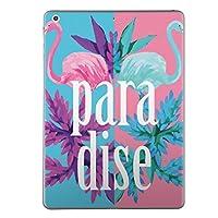 iPad Air2 スキンシール apple アップル アイパッド A1566 A1567 タブレット tablet シール ステッカー ケース 保護シール 背面 人気 単品 おしゃれ 英語 パステル 夏 011249