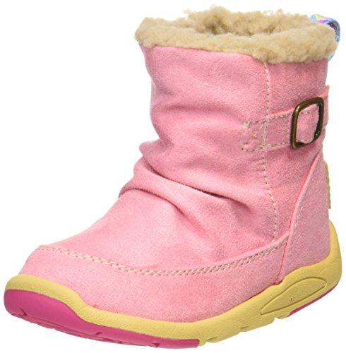 [オシュコシュ] 防水 防寒 ブーツ OSK WB148 ピンク 12.5 cm 2E