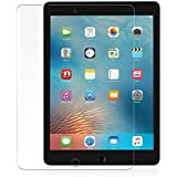 ガラスフィルム iPad Pro 9.7 / Air2 / Air / iPad 9.7 (2017年新型) 用 フィルム 強化ガラス 液晶保護フィルム 日本製素材旭硝子製 高透過率 スクラッチ防止 気泡ゼロ 指紋防止 硬度9H
