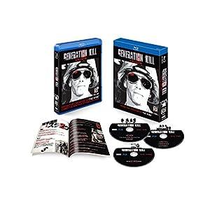 ジェネレーション・キル ブルーレイ コンプリート・ボックス(3枚組) [Blu-ray]