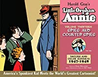 Complete Little Orphan Annie Volume 13