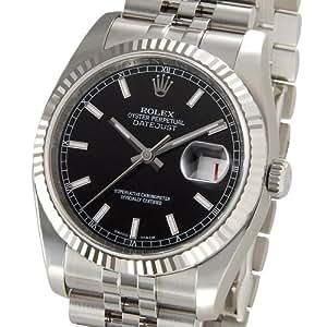 ロレックス メンズ腕時計 DATEJUST 116234BK