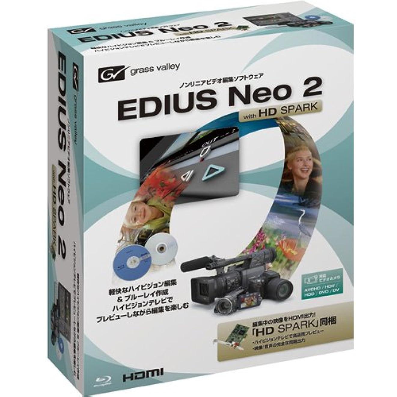 ロンドン速いブラストEDIUS Neo2 with HDSPARK EDIUSNEO2-SPK-RC