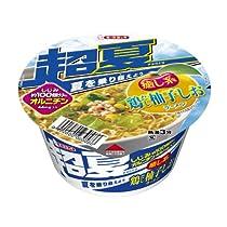 エースコック 超夏癒し系 鶏だし柚子しおラーメン 73g×12個