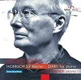 Tagebuch fur Klavier (Diary for Piano): No. 27. quarter note = ca. 112