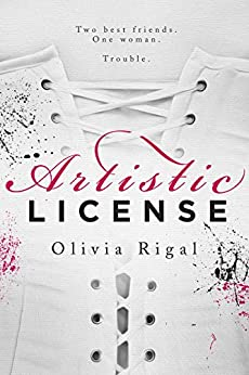 Artistic License by [Rigal, Olivia]