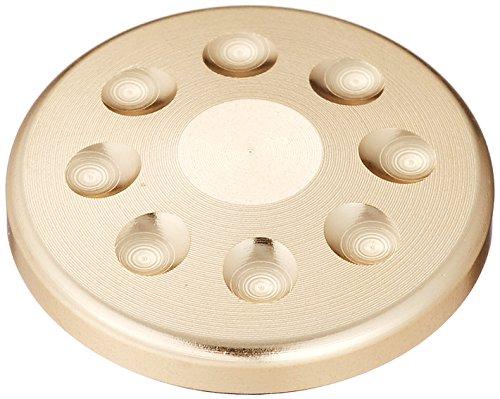 ポッシュ(POSH) キャップボルトカバー M8用 シャンパンゴールド 000820-12...