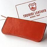 THE582 (ザファイブエイティトゥ) 栃木leather ロングウォレット 日本製 職人 財布 栃木レザー 長財布 本革 メンズ