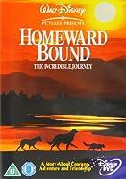 Homeward Bound: The Incredible Journey [DVD]