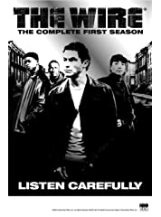 Wire: Complete First Season [DVD] [Import]
