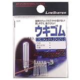 LINE SYSTEM(ラインシステム) ウキ ウキゴムプラスチックヘッド M C9404C M