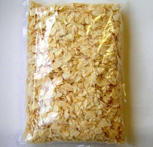 乾燥にんにく 1kg【ガーリックフレーク】【業務用】中国産大蒜片