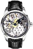 ティソ TISSOT 腕時計 創業160周年記念モデル T-コンプリカシオン スケレッテ フルスケルトン T070.405.16.411.00 正規輸入品