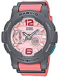 [カシオ]CASIO 腕時計 Baby-G 海外モデル BGA-180-4B2 [並行輸入品]