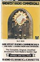 Greatest Radio Commercials (Radio Classics)