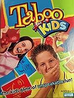 Taboo For Kids