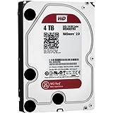 【Amazon.co.jp限定】WD HDD 内蔵ハードディスク 3.5インチ 4TB Red WD40EFRX-DS/N / IntelliPower / SATA 6Gb/s / 3年保証/FFP