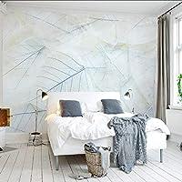 Xueshao 3 Dモダンなファッションの壁紙北欧のシンプルでエレガントなリビングルームの寝室の壁の壁画線は壁の壁画の家の装飾を残します-280X200Cm