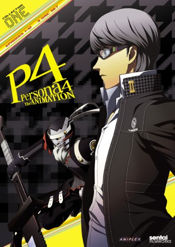 Persona4 the Animation ‾ Collection 1 [DVD] [Import]