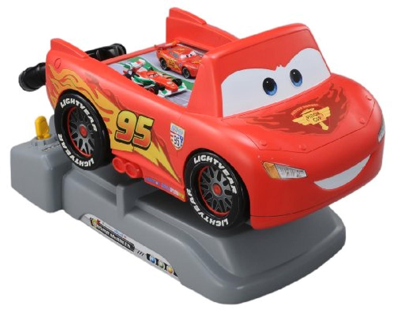 ディズニー カーズ トミカ でレースだ! ドライビング マックィーン